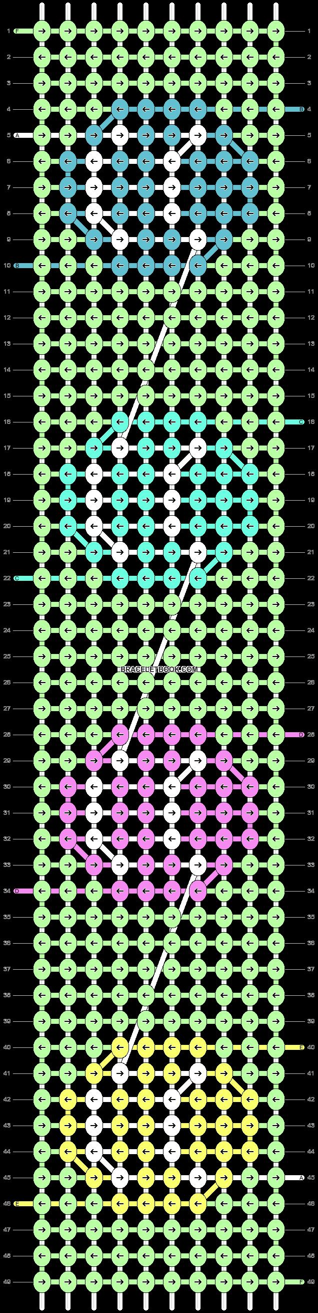Alpha pattern #84518 variation #152995 pattern