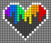 Alpha pattern #84565 variation #153005