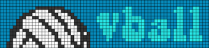 Alpha pattern #76388 variation #153063