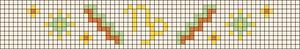Alpha pattern #39073 variation #153076