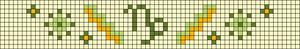 Alpha pattern #39073 variation #153095