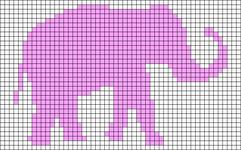 Alpha pattern #50033 variation #153145