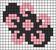 Alpha pattern #80906 variation #153215