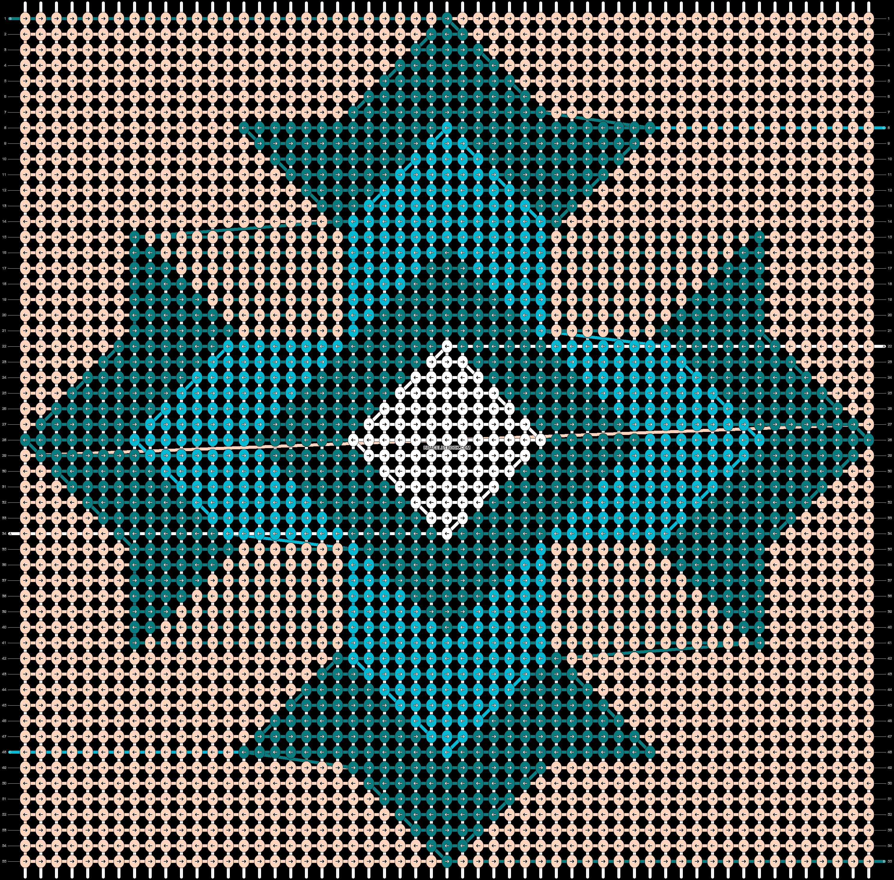 Alpha pattern #84625 variation #153220 pattern