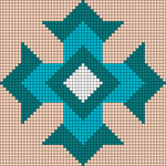 Alpha pattern #84625 variation #153220