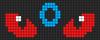 Alpha pattern #13422 variation #153221