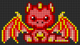 Alpha pattern #84598 variation #153301