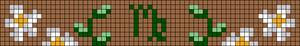 Alpha pattern #84442 variation #153302