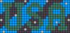Alpha pattern #74096 variation #153306