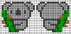Alpha pattern #83187 variation #153315
