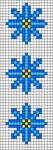 Alpha pattern #74990 variation #153344
