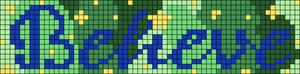 Alpha pattern #84703 variation #153448