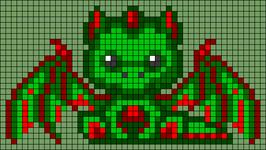 Alpha pattern #84598 variation #153449