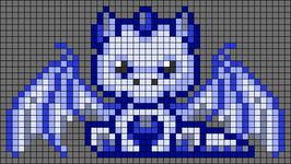Alpha pattern #84598 variation #153450