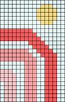 Alpha pattern #68853 variation #153507