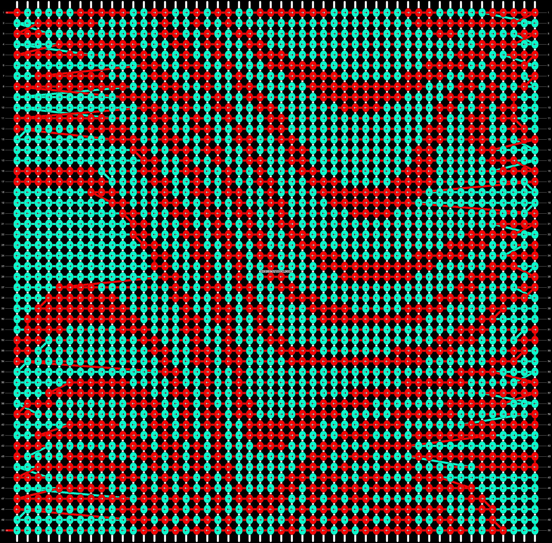 Alpha pattern #84827 variation #153535 pattern
