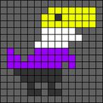 Alpha pattern #74885 variation #153564