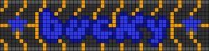 Alpha pattern #80545 variation #153567