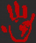 Alpha pattern #84881 variation #153616