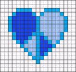 Alpha pattern #76143 variation #153641