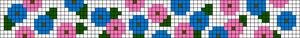 Alpha pattern #56564 variation #153699