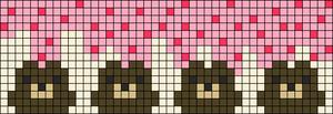 Alpha pattern #85014 variation #153751
