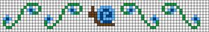 Alpha pattern #84910 variation #153757