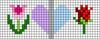 Alpha pattern #84384 variation #153771
