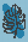 Alpha pattern #59790 variation #153813