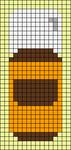 Alpha pattern #84587 variation #153833