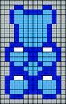 Alpha pattern #58710 variation #153990