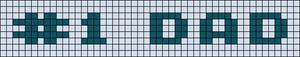Alpha pattern #6053 variation #154005