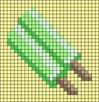 Alpha pattern #85180 variation #154103