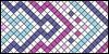 Normal pattern #40382 variation #154141