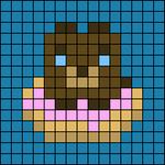 Alpha pattern #85178 variation #154214