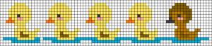 Alpha pattern #53918 variation #154228