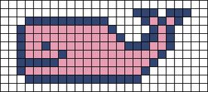 Alpha pattern #62177 variation #154282