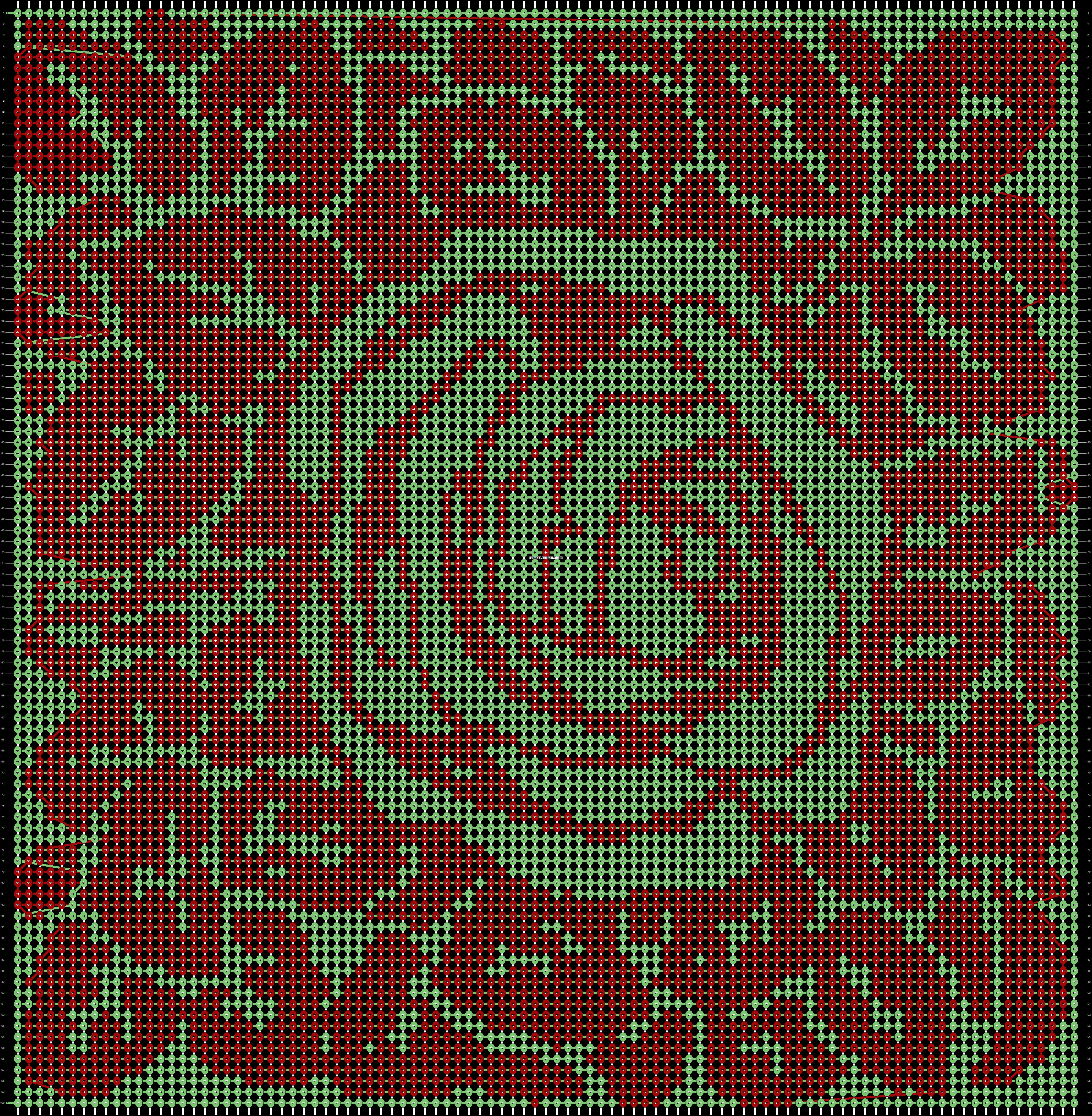 Alpha pattern #19311 variation #154429 pattern