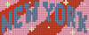 Alpha pattern #45088 variation #154442