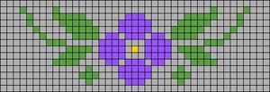 Alpha pattern #33800 variation #154489