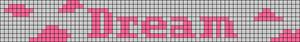Alpha pattern #9205 variation #154541