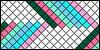 Normal pattern #2285 variation #154550