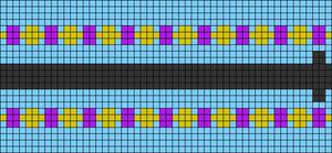 Alpha pattern #56658 variation #154654