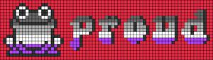 Alpha pattern #63273 variation #154676