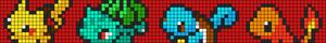 Alpha pattern #85391 variation #154756
