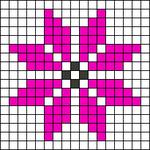 Alpha pattern #85536 variation #154768