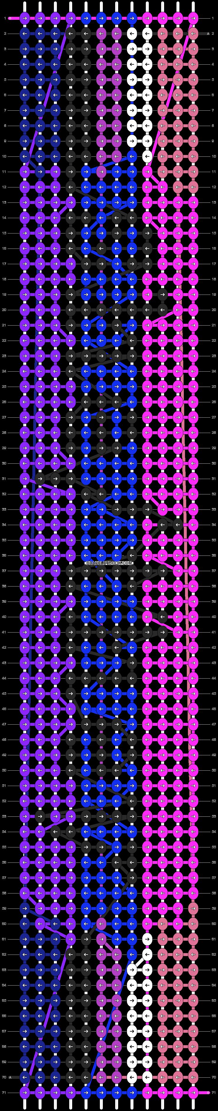 Alpha pattern #85127 variation #154809 pattern