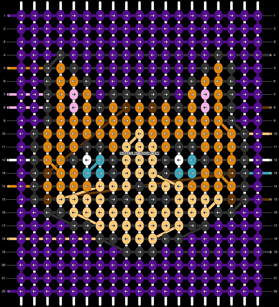 Alpha pattern #85522 variation #154988 pattern