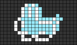 Alpha pattern #85657 variation #155017