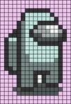 Alpha pattern #85744 variation #155109